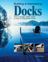 Building & Maintaining Docks