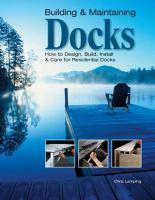 Building & Maintaining Docks