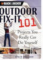 Outdoor Fix-it 101