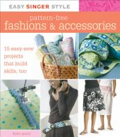 Pattern-free Fashions & Accessories