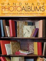 Handmade Photo Albums
