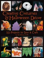 Creative Costumes & Halloween Décor