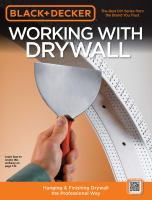 Working With Drywall