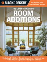 The Complete Guide to Room Additions