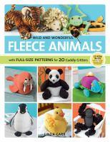 Wild and Wonderful Fleece Animals