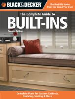 The Complete Guide To Built Ins