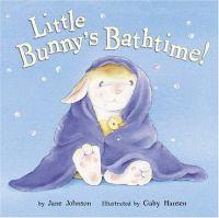 Little Bunny's Bathtime!