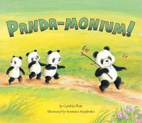 Panda-monium at Peek Zoo, by Kevin Waldron