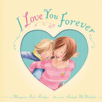 Cover image for I Love You Forever
