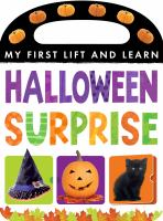 My First Lift & Learn:Halloween Surprise