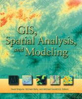 GIS, Spatial Analysis, and Modeling