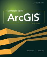 Getting To Kmow ArcGis (4th)