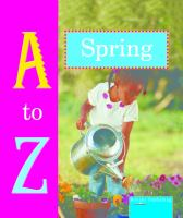 A to Z of Spring