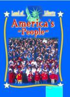 America's People