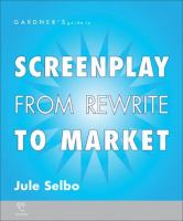 Gardner's Guide to Screenplay