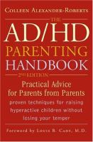 The AD/HD Parenting Handbook