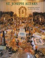 Saint Joseph Altars