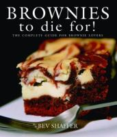 Brownies to Die For!