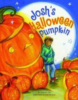 Josh's Halloween Pumpkin