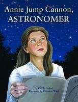 Annie Jump Cannon, Astronomer