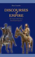 Discourses of Empire