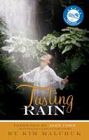 Tasting Rain