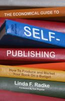 The Economical Guide to Self-publishing