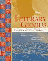 Literary Genius