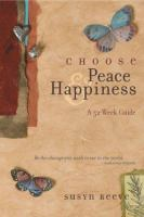 Choose Peace and Happiness