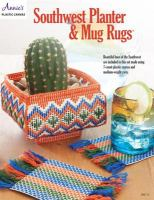 Southwest Planter & Mug Rugs