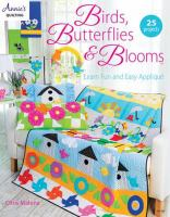 Birds, Butterflies, and Blooms