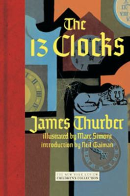 Cover image for The 13 Clocks
