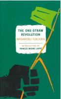 The One-straw Revolution