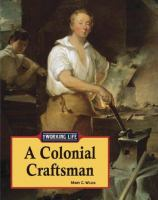 A Colonial Craftsman