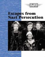 Escapes From Nazi Persecution