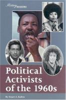Political Activists of the 1960s