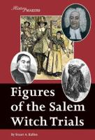Figures of the Salem Witch Trials