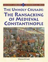 The Unholy Crusade
