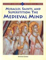 Miracles, Saints, and Superstition