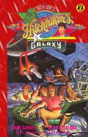Hitchhiker's Guide to the Galaxy. Book Two of Three