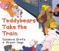 Teddybears Take The Train