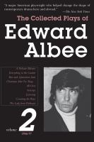 The Collected Plays of Edward Albee, 1966-77