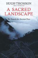 A Sacred Landscape