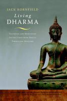 Living Dharma