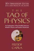 The Tao of Physics