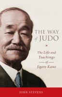 The Way of Judo