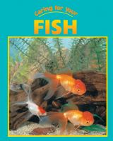 Caring for your Fish