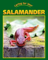 Caring for your Salamander