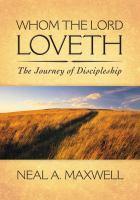 Whom the Lord Loveth
