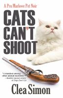 Cats Can't Shoot